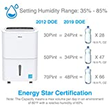 Shinco 3,000 Sq.Ft. Dehumidifier, Energy Star