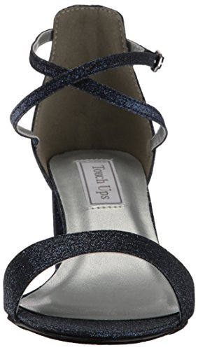 Jackie Women's Heeled Ups Sandal Touch Navy q4aA0wTx
