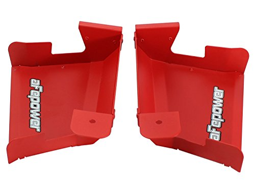Scoop Intake - aFe Power Magnum FORCE 54-11478-R BMW 3-Series (E9x) Intake System Scoops (Matte Red)