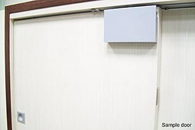 CloseRite ASDC2035PAW - Auto Sliding Door Closer for Patio Door Weight 20~35KG