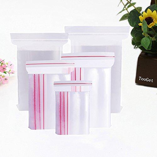 Eco Friendly Plastic Zipper Bags - 7
