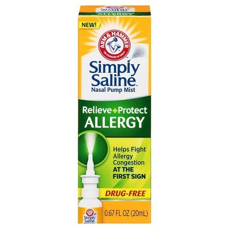 Hammer Simply Saline Allergy Nasal product image