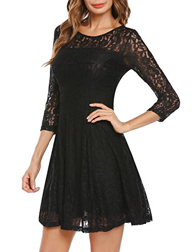 juniors black cocktail dresses - 9