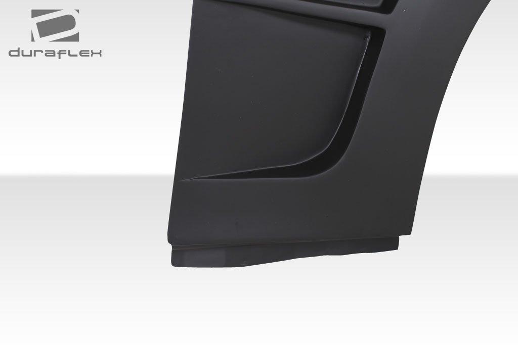 Brightt Duraflex ED-WGA-662 Circuit Fenders Compatible With 370Z 2009-2018 2 Piece Body Kit