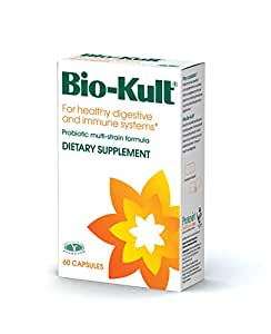Bio-Kult Advanced Probiotic Multi-Strain Formula Capsules, 60 Count