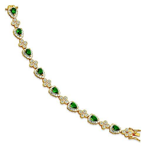 first-lady-8in-youtube-bracelet