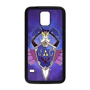 The Legend of Zelda Samsung Galaxy S5 Cell Phone Case Black JNC5KK75