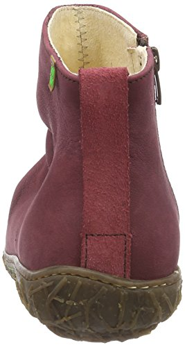 El Naturalista N755 NIDO - Botas de cuero mujer rojo - Rot (Rioja)