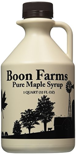 Boon Farms Maple Syrup Formerly