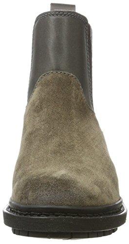 Souples Napapijri Reese N82 Grey Bottes Femme Beige Iron avw14qvO