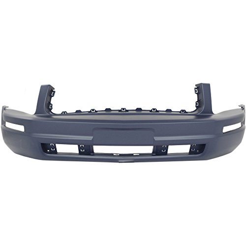 Front BUMPER COVER Primed for 2005-2009 Ford -