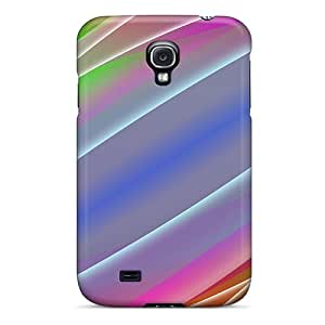 EgmvpjX6335RSutj Saraumes Ellipses Abstract Durable Galaxy S4 Tpu Flexible Soft Case