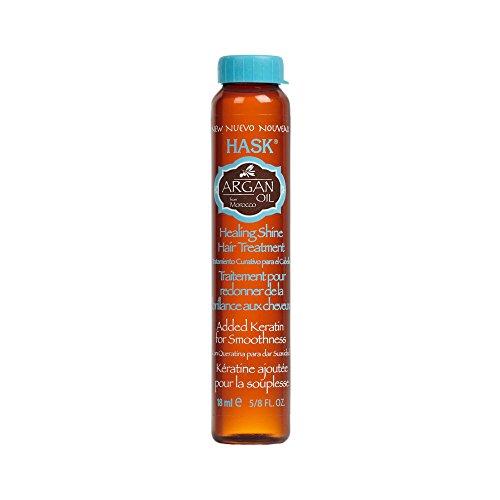 Hask Argan Oil Repairing Shine Hair Oil 5/8 oz