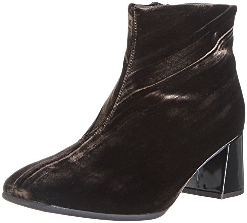 Mocca Gabor Femme 48 Bottes Gabor Anthrazit Shoes Basic Marron zxTnHv0