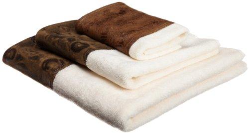 Popular Bath Zambia 3-Piece Towel Set