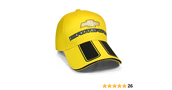 Bundle with Driving Style Decal Gregs Automotive Chevrolet Camaro ZL1 Hat with Chrome Inserts Cap