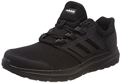 adidas Men's Galaxy 4 Shoes, Core Black/Core Black/Core Black, 10 US (10 AU)
