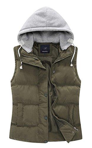 Insulated Winter Vest - 4