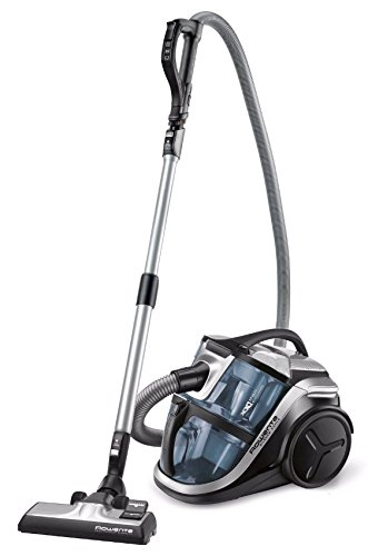 Rowenta RO8376U Silence Force Multi-Cyclonic Bagless Canister Vacuum