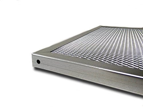 Air-Care 16x25x1 Silver Electrostatic Washable A/C Furnace Air Filter - Limited, Never Buy Another Filter!! - Made In the USA by AirCare (Image #2)