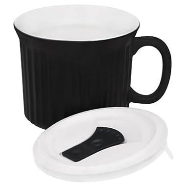 Corningware Halloween Pop-Ins Mugs, Black