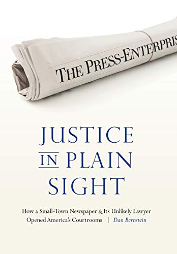 Justice in Plain Sight: How a Small-Town Newspaper, used for sale  Delivered anywhere in USA