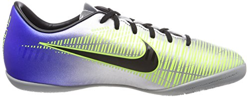 chr 407 Jr Black Ic Kids' Racer Football 6 Boots Multicolour Nike MercurialX Vctry Unisex Blue NJR wZ6Eq6