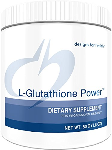 Designs for Health 1000mg L-Glutathione Powder -