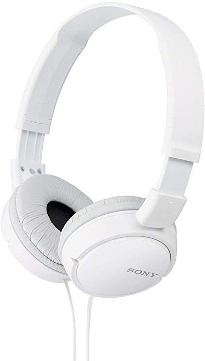 f05b11cbe0e Sony MDR-ZX110A On-Ear Stereo Headphones , without mic: Amazon.in ...