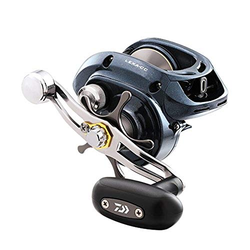 Daiwa Lexa-CC 5.5:1 Bait Clicker Right Hand Baitcast for sale  Delivered anywhere in USA