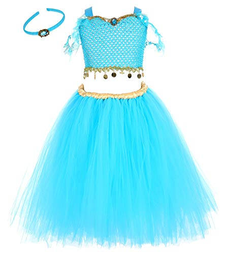 Tutu Dreams Jasmine Dress Up KDS Girls Arabian