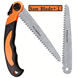 Best Folding Saws - FUJIWARA Heavy Duty Folding Saw, 8 Inch Pruning Review