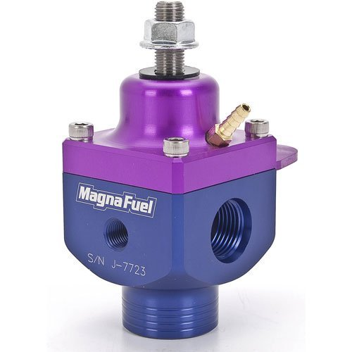 MagnaFuel MP-9833-B 2-Port Regulator with Boost Reference Boost Reference Regulator