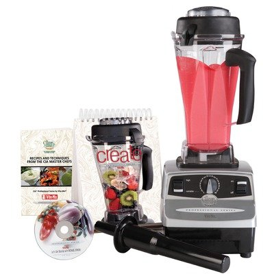 Vita-Mix Blender Recipe Book with Instuctional DVD 015615