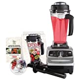 Vita-Mix Blender Recipe Book with Instuctional DVD 015615 Review