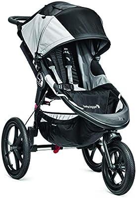 Baby Jogger Summit X3 - Cochecito para bebé, 3 ruedas, color negro ...