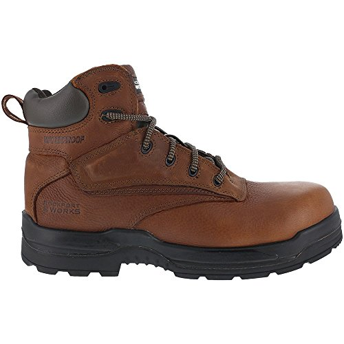 Tan RK668 Work Boots Deer Works Women's Rockport x4qwRYaa