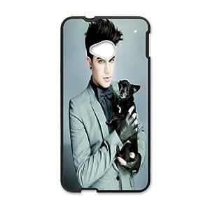 Diy Phone Cover Adam Lambert for HTC One M7 WEQ219174