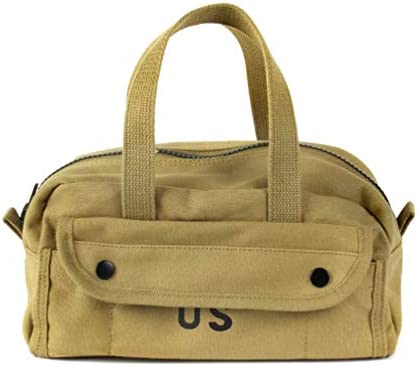 OLEADER ハンドバッグ ツールパック 収納ポーチ 手提げ 小物入れ サバゲー整備 アウトドア 多機能 釣り 作業用 仕事 登山 便利 軽量 WW2