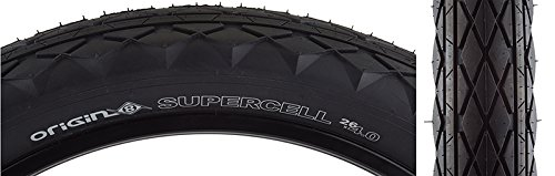 Origin8 Supercell Wire Bead Fat Bike Tires, 26 x