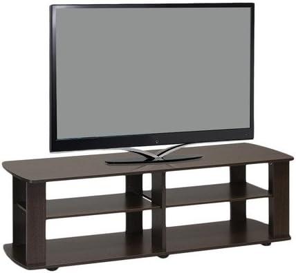 Home Loft Concept - Soporte para televisor (43 Pulgadas), Color marrón Oscuro: Amazon.es: Juguetes y juegos