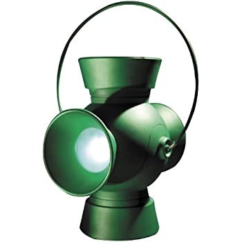 DC Collectibles Green Lantern Power Battery and Ring Prop Replica, Scale 1/1