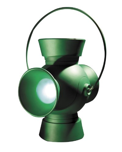 DC Collectibles Green Lantern Power Battery and Ring Prop Replica, Scale 1/1 ()