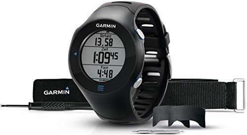 Garmin Forerunner 610 Touchscreen GPS Fitness Watch with Heart Rate Monitor