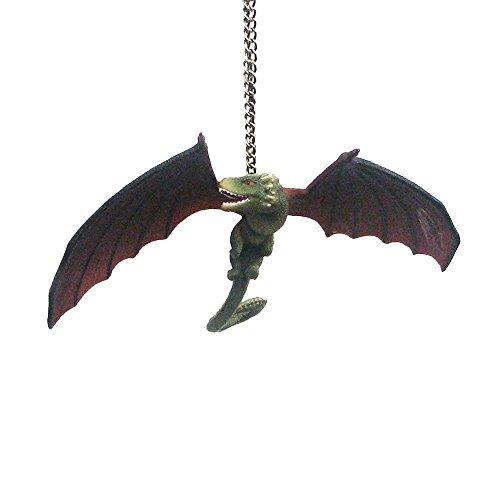 Kurt Adler Game of Thrones Dragon Ornament, 4.25-Inch by Kurt Adler