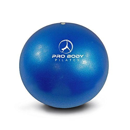 probody-pilates-blue-mini-exercise-ball-premium-9-inch-stability-ball-for-pilates-yoga-training-and-