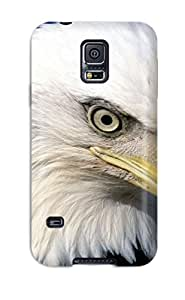 Christmas Gifts Galaxy S5 Eagle Tpu Silicone Gel Case Cover. Fits Galaxy S5