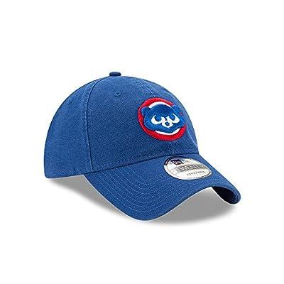 Chicago Cubs New Era Core Classic 9TWENTY Adjustable Hat / Cap