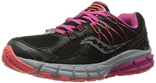 Saucony Women's Progrid Lancer 2 Running Shoe - Black/Bee...