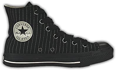 bf3cf51410 Image Unavailable. Image not available for. Colour: Converse Chucks CT  Allstar Luxe HI schwarz ...